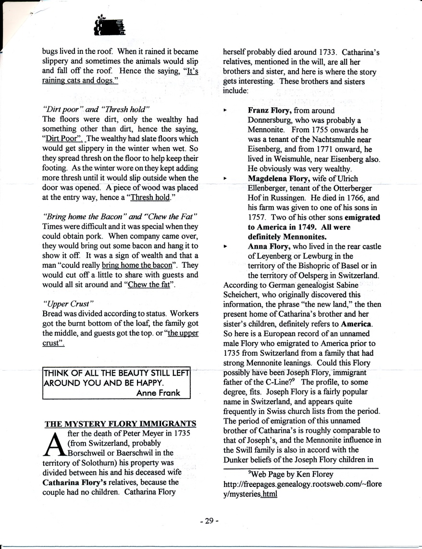 FFF Newsletter  Vol 14, No. 4  October 2001_0007