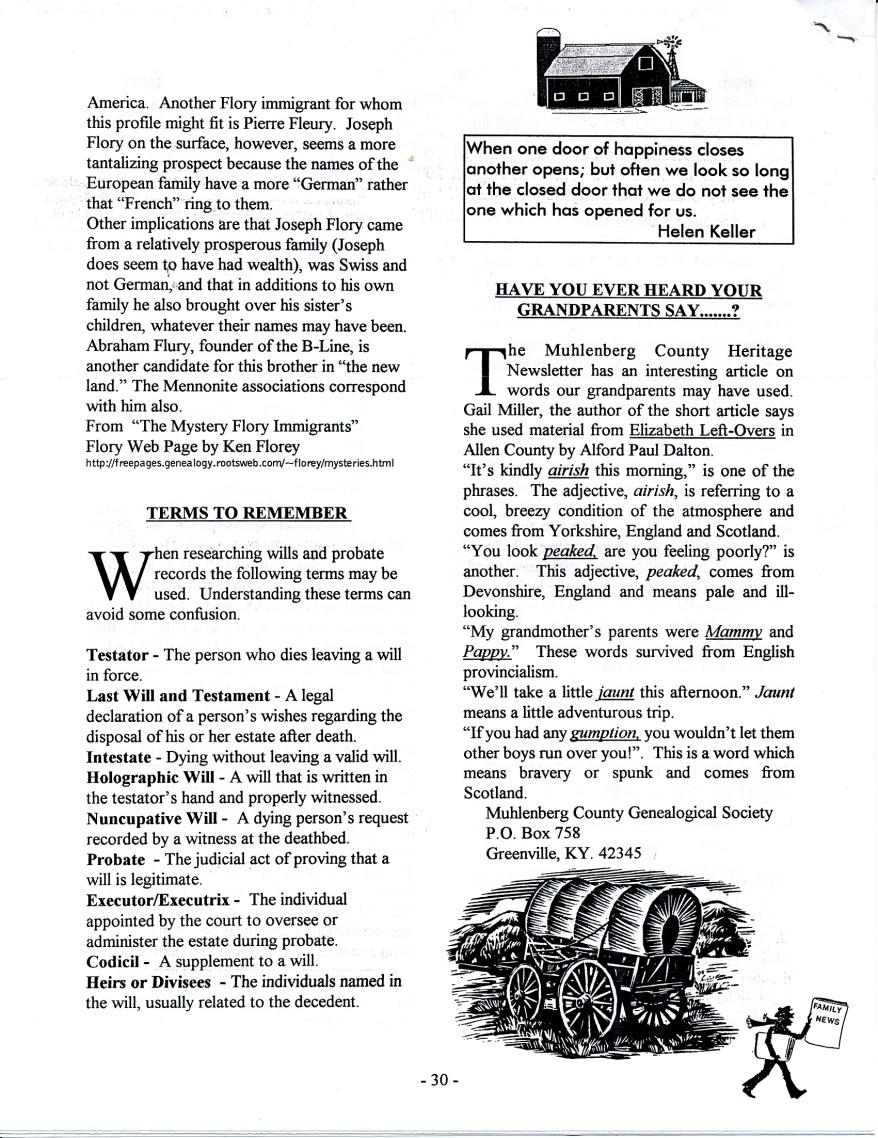 FFF Newsletter  Vol 14, No. 4  October 2001_0008