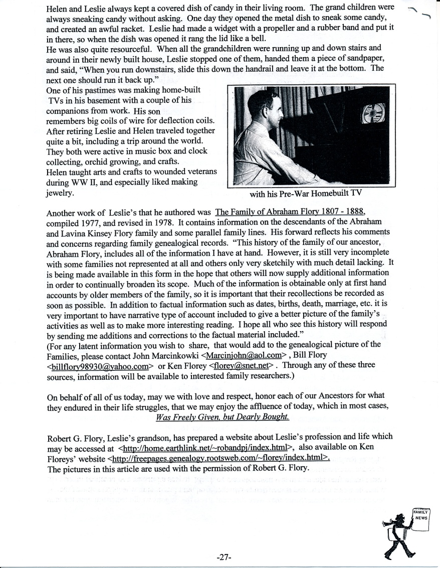 FFF Newsletter  Vol. 17, No. 4   October 2003_0006