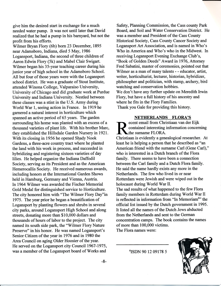 FFF Newsletter Vol. 18, No. 2   April 2005_0002