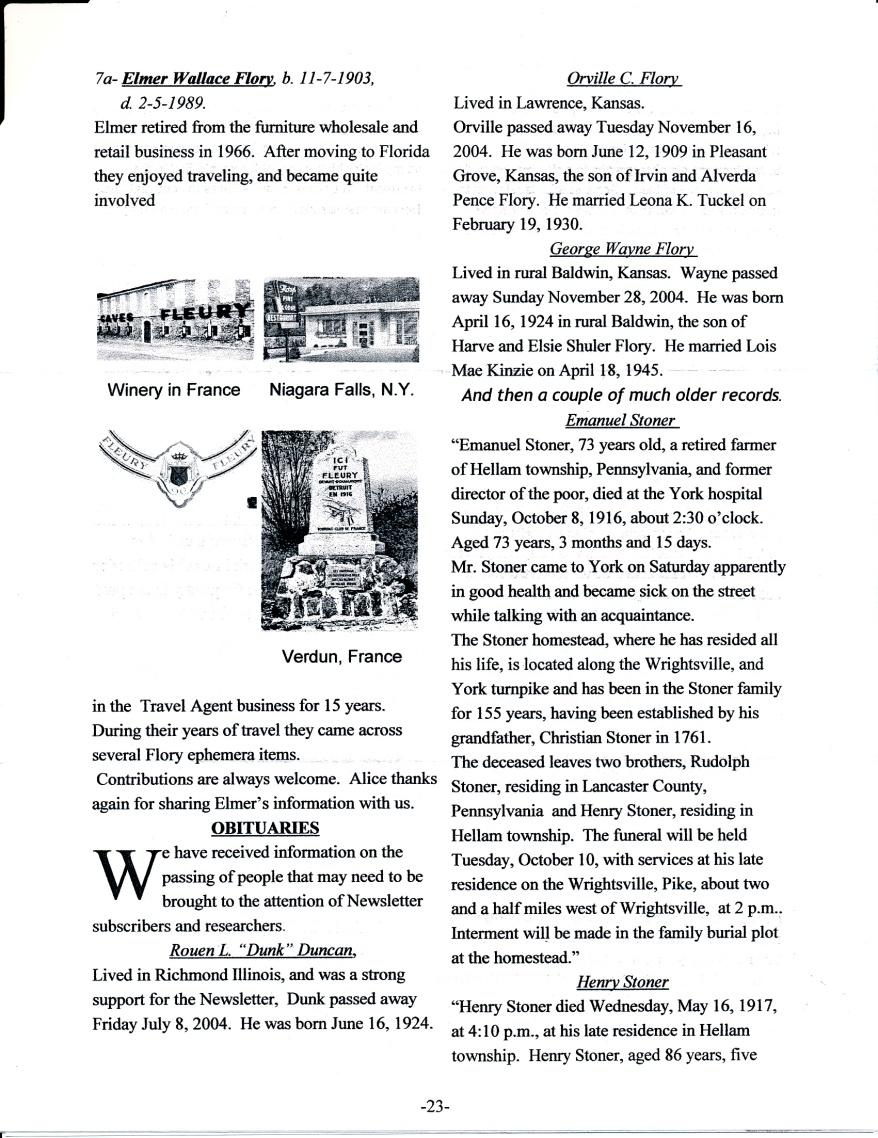 FFF Newsletter Vol. 18, No. 4   October 2005_0003