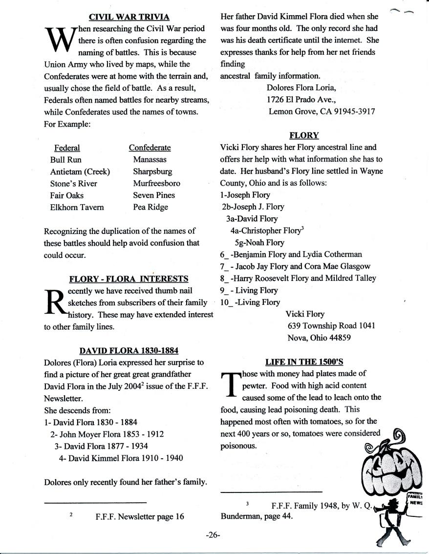 FFF Newsletter Vol. 18, No. 4   October 2005_0006