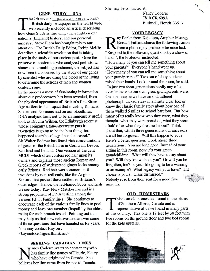 FFF Newsletter Vol. 20, No. 2   April 2007_0006