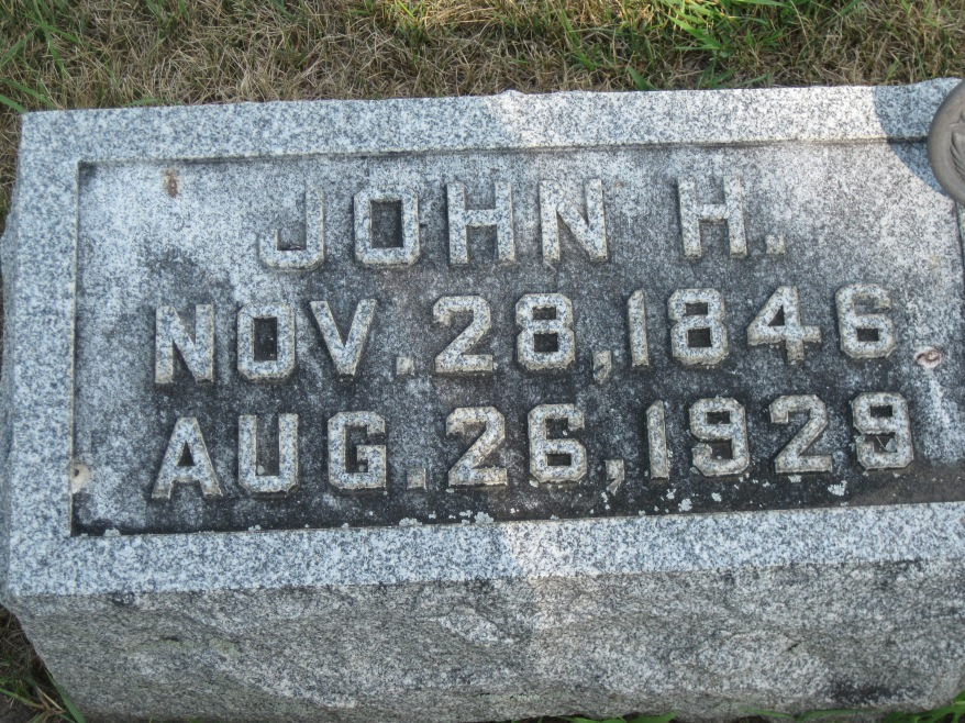 Johann Heinrich Roeder Tombstone