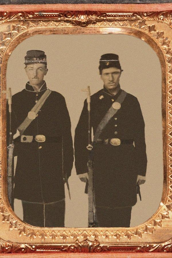 Thomas Henry Edwards (on Left) 2