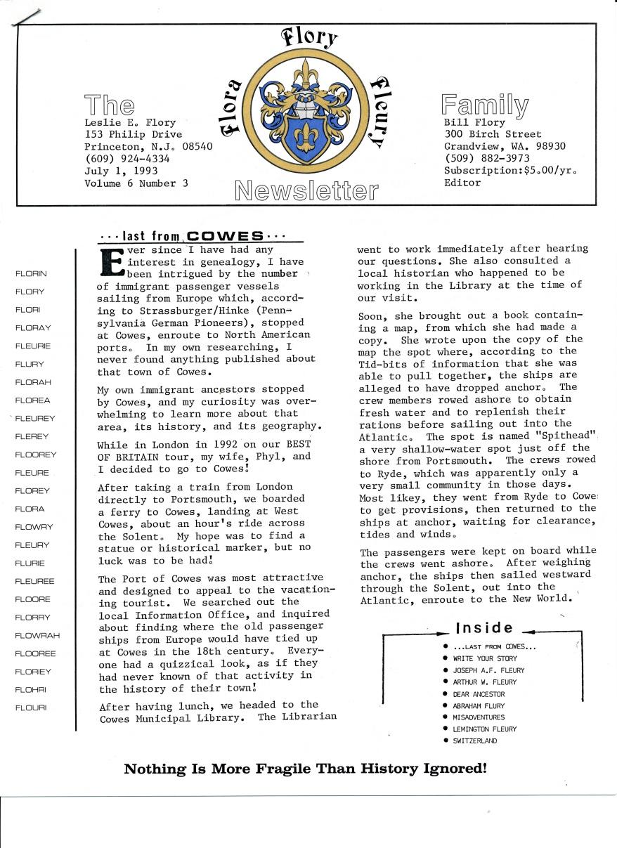 1993 July Vol 6, Nr 3_0001