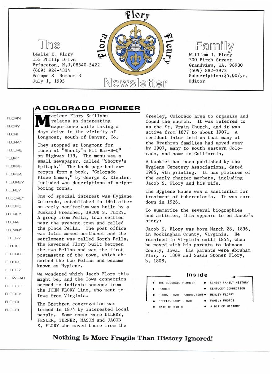 1995 July 1 Vol 8, Nr 3_0001