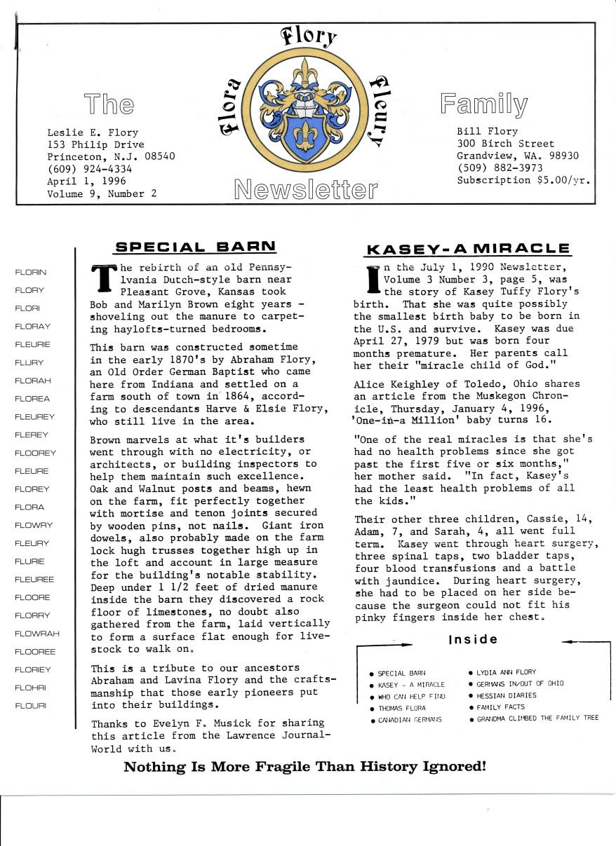 1996 April 1 Vol 9, Nr 2_0001