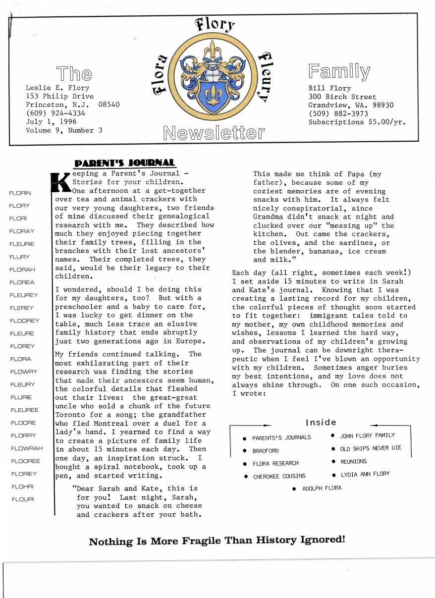 1996 July 1 Vol 9, Nr 3_0001