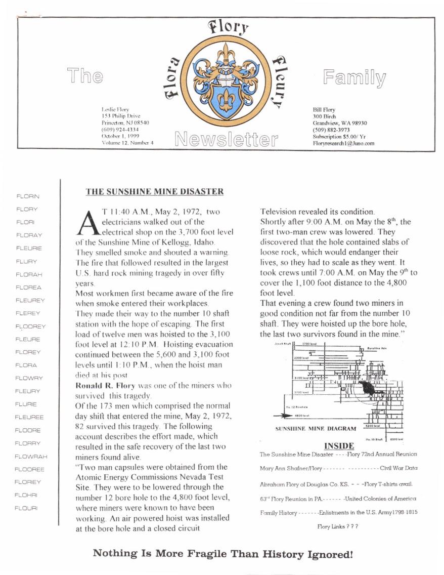 1999 Oct 1 Vol 12, Nr. 4 001
